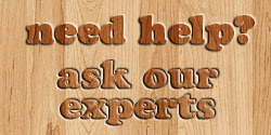 need help? ask our experts
