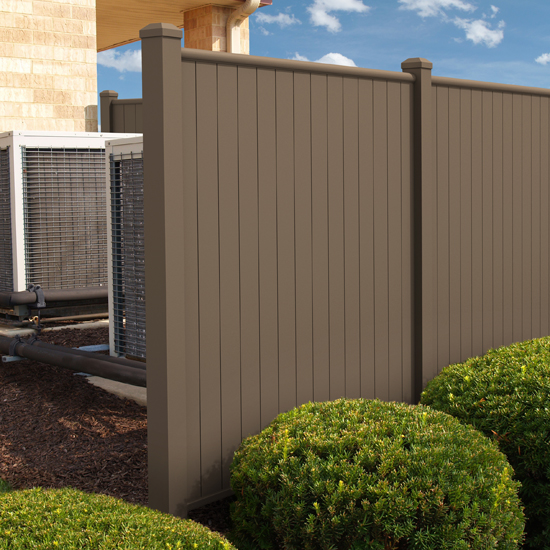 aluminum privacy fence balcony 72 fence city