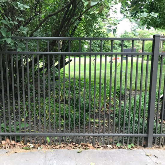 "Residential UAF-201 in Heights - 36"" to 72"" Ultra Aluminum Fence *"