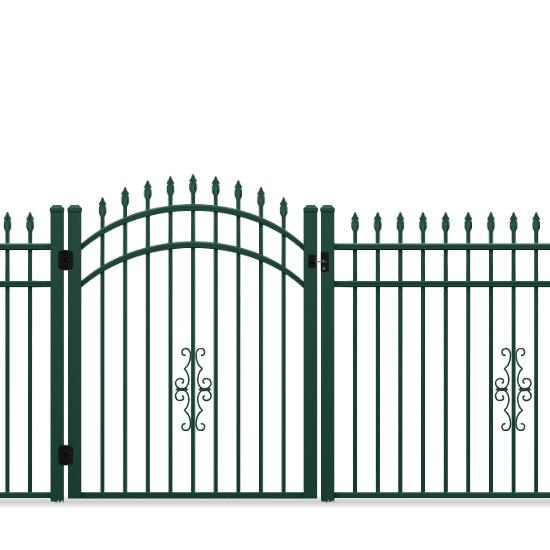 Fence City: 60\