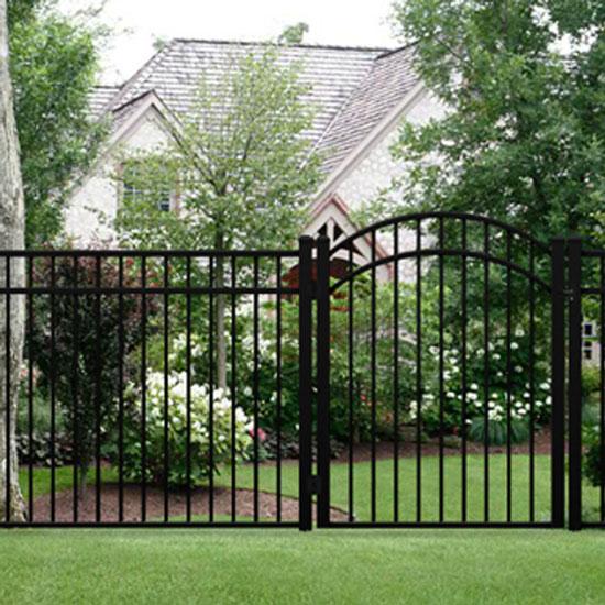 Fence City 54 Quot Ultra Aluminum Fence Panels Uaf 200