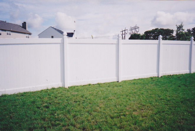 Fence City: 6 ft. X 8 ft. Illusions Vinyl Privacy $ 129.00 Is the ...
