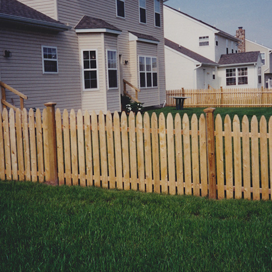 Fence City 48 Quot 1 Inch Spaced Picket Red Cedar